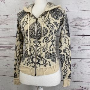 L.A.M.B. Cashmere Hoodie Gwen Stefani Sweater